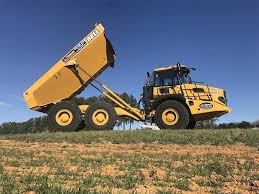 100 Dump Truck For Sale In Nc 2017 Bell B30E Articulated 790 Hours
