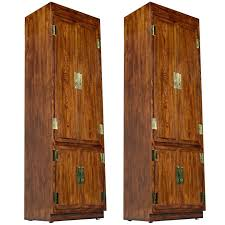 Henredon Walnut China Cabinet by Henredon Case Pieces And Storage Cabinets 77 For Sale At 1stdibs