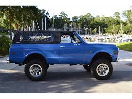 Image Of 1972 Chevy Truck 4x4 Blazer 1972 Chevrolet Blazer Cars For ...