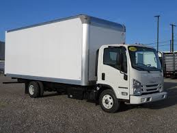 2019 New Isuzu NPR HD (20ft Box With Step Bumper) At Industrial ...