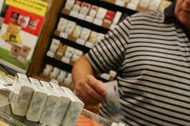 hausse du prix des cigarettes le 13 janvier