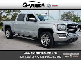 Certified Pre-Owned 2017 GMC Sierra 1500 For Sale In Ft. Pierce ... For Sale 2012 Gmc Sierra Z71 4x4 1500 Slt Truck Crew Cab Has Callaway Sc560 For Sale Cars Usa Reviews Specs Prices Top Speed 1985 To 1987 On Classiccarscom 2015 Overview Cargurus 6in Suspension Lift Kit 9906 Chevy 4wd Pickup Gmc Trucks Deefinfo Autolirate Marfa Trucks 2 1975 Grande 15s Gmc Bestluxurycarsus 2008 2500hd Stl 66 Lifted 1988 Pickup Truck Item J8541 Wednesday F Low Mileage 2017 Sherrod Monster Monster