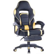 Reclining Gaming Chair With Footrest by Gaming Chair