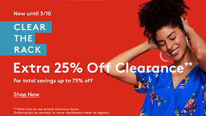 Save 25% More During Nordstrom Rack's Clear The Rack Sale The New Nordy Club Rewards Program Nordstrom Rack Terms And Cditions Coupon Code Sep 2018 Perfume Coupons Money Saver Get Arizona Boots For As Low 1599 At Converse Online 2019 Rack App Vera Bradley Free Shipping Postmates Seattle Amazon Codes Discounts Employee Discount Leaflets Food Racks David Baskets Mobile Att Wireless Store