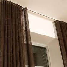 how to hang non pinch pleated drapes on a traverse rod house