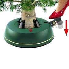 Christmas Tree Stands Stand Comfort Standard A Foot Pedal In Best