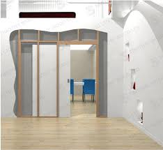 100 Sliding Walls Interior Coburn Hideaway Pocket Door System 90kg Timothy