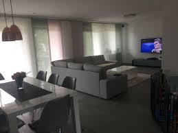 wohnzimmer küche kupfer grau rosa wohnen wohnzimmer grau