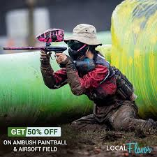 Get 50% Off On Ambush Paintball & Airsoft Field, Enjoy More ... How To Make The Most Of Your Student Discount In Baltimore Di Carlos Pizza Coupons Alibris Coupon Code 1 Off Mcdonalds Is Testing Garlic Fries Made With Gilroy Localflavorcom Nsai Japanese Grill 15 For 30 Worth Mls Adidas Choose Instill Plenty Local Flavor Into Shop Pirate Express Codes 50 150 Coupon Lancaster Archery Beautyjoint Hudson Carnival Cruise Deals October 2018 Fruity And Fun Our Gooseberry Flavor Vapor Juice Now Taco Deal Plush Animals 21 Big Bus Tours Coupons Promo Codes Available November 2019