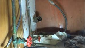 Garbage Disposal Backing Up Into Single Sink by Kitchen Sink Is Backing Up With Water Snaked Youtube