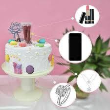 ngd cake spray stand creative birthday cake pop up device