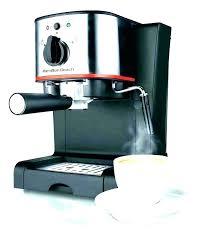 Exotic Mr Coffee Espresso Machine Parts Names