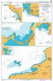 British Admiralty Nautical Chart 2079 West Indies Ports And Anchorages In Anguilla Sint