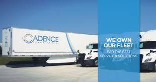 100 Trucking Companies In Illinois Cadence Premier Logistics