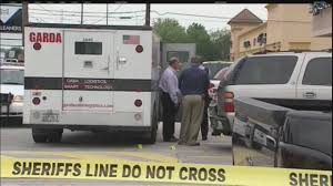 Companies Fight Back After Uptick In Armored Car Robberies | Abc13.com Crooks Hold Up Armored Truck Outside Chase Bank Branch In North Armored Truck Driver Shoots Atmpted Robber In Little Village Youtube Garda Gunmen Get Away With 105000 Pladelphia Moredcar Robbery Flips During Houston Crash Car A Bank Stock Photo 58902427 Garda Ford Formwmdriver Flickr Company Ups Firepower After 4 Robberies Guard Killed I10 Local News Tucsoncom Car Robbery On Georgia Avenue Nbc4 Washington Mtains Lfdefense As Trial Continues Wpxi Police Seek Men Who Robbed At North Star Mall San