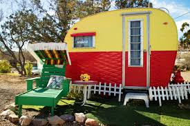 100 Restored Vintage Travel Trailers For Sale The Retro Bliss Of Vintage Trailer Resorts The Washington Post