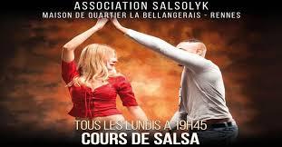 cours de salsa by salsolyk s maison de quartier la bellangerais