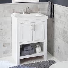 bathroom sink and vanity single sink vanitiesshop bathroom