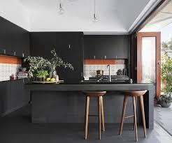 cuisine agencement agencement de cuisine contemporaine modèles et options