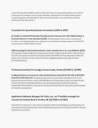 Construction Manager Resume Sample Inspirational Resumes Examples Account Key T