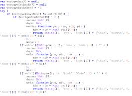 reverse engineering a javascript obfuscated dropper