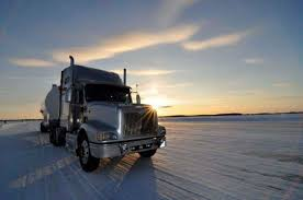 Ice Road Truckers To Haul Freight To Churchill - Winnipeg Free Press Ready For The Road Big Rig Shows Got A Parade An Ice Ice Trucking 20 Crazy Restrictions Truckers Have To Obey Screenrant Mack Sets Up As Goto Truck Harsh Cadian Climate Transport Yb Services Ligation Category Archives Georgia Accident Why Transportation Sotimes Is The Best Option Ccpi Exhibiting At Great American Show Company Alberta Mm Rources Inc History Of Trucking Industry In United States Wikipedia