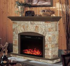 Decor Flame Infrared Electric Stove by Polystone Electric Fireplace Polystone Electric Fireplace