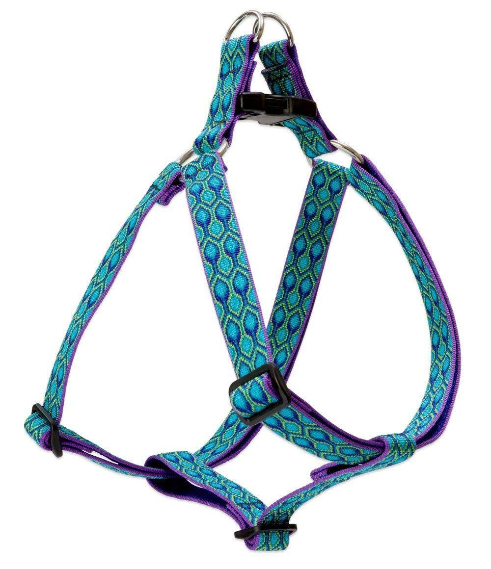 Lupine Rain Song Step-In Large Dog Harness (1 inch)