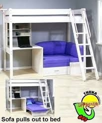 Bunk Bed Desk Combo Plans by Desk Loft Bed With Desk And Dresser Plans Bunk Bed Desk Combo