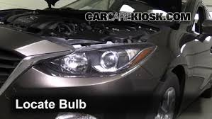 headlight change 2014 2016 mazda 3 2014 mazda 3 touring 2 0l 4