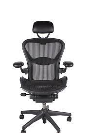 herman miller aeron chair fully loaded size c large with