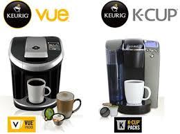 Coffee Maker Accessories K Vue Cups Keurig
