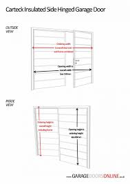 Full Size Of Garage Door Designlayout Car Best Dimensions Image Galleries