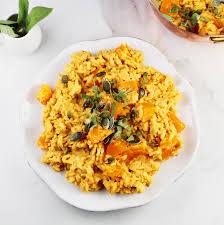 Pumpkin Risotto Recipe Vegan by Butternut Squash Sage Miso Brown Rice Risotto Vegan Dairy