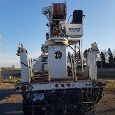 2003 Sterling Actera W/Terex C6060 Digger Derrick Truck | 212 Equipment