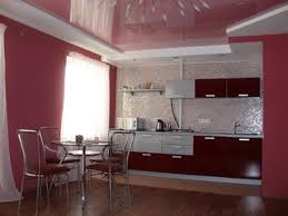 Wine Color Kitchen Left Handsintl Paint Schemes Colors Modern Kitchens Gray Painted Cabinets Two Combination Light