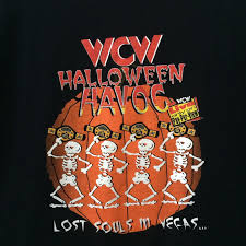 Wcw Halloween Havoc by Wcw Ebay Find Of The Day Crap Ton Of Wcw Crew Shirts Wcw Worldwide