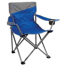 100 Folding Chair With Carrying Case Coleman BigNTall Quad With Blue Products In