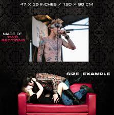 Machine Gun Kelly MGK Live Concert Rapper Hip