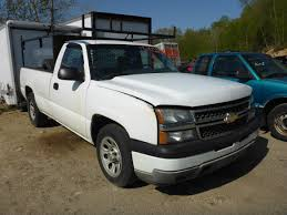 100 2006 Chevy Truck Silverado 1500 161023 East Coast Auto Salvage