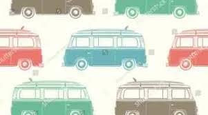 Stock Vector Retro Caravan Vintage Rv Clipart Clip Art Library