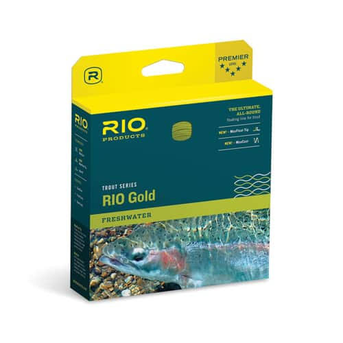 Rio Gold Floating Fly Line - 100'
