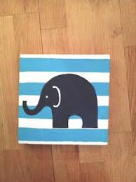Baby Elephant Painting By Maxineorange On Etsy 2000