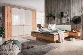 wiemann livorno schlafzimmer set astkernbuche möbel letz