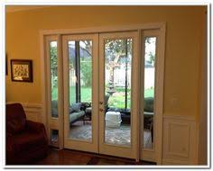 french patio doors with built in dog door renovations