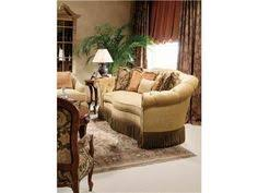 Hooker Furniture Home fice Fluted Kidney Desk 638 Four