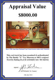 American National Toy Trucks For Sale ~ Free Appraisals Vintage Metal Red Pickup Truck Rustic Farm Antique Chevy Antique B61 Mack Truck Custom Built Youtube 1937 Chevrolet For Sale Craigslist Luxury Pickup 1922 Model Tt Fire For Weis Safety Years By Body Style 1969 C10 Bangshiftcom 1947 Crosley Sale On Ebay Right Now Old Vintage Dodge Work Tshirt Edward Fielding Unstored Diamond T Pickup Truck 1936 In Kress Texas Atx Car Pictures Hanson Mechanical Jeep And Other Antique Machine Stock Photos