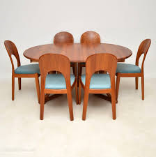Antiques Atlas - 1960's Danish Teak Dining Table & Chairs By Niels Danish Teak Extension Ding Table Style Kitchen Appliances Tips And Review Noden Scdinavian Vintage Fniture Chairs At 1stdibs Modern Teak Ding Chairs Chair Restoration 1960s Set Of 6 La102248 Vintage In By Erik Buch 4 For Od Mbler Denmark Midcentury Leather Niels Otto Mller Roped Ladder Back Mid Century