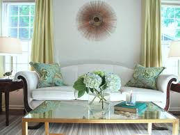 Brown And Aqua Living Room Pictures by Color Guide Hgtv