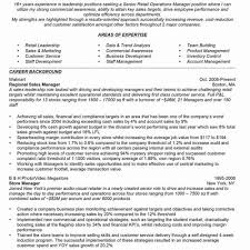 Cvs Store Manager Resume Loveable Sample For Retail Management Job Top How To Write A Quality Sales